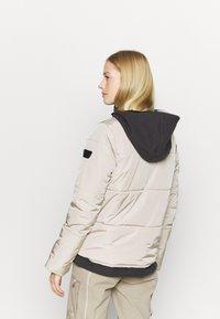 O'Neill - AZURITE JACKET - Snowboard jacket - chateau gray - 2