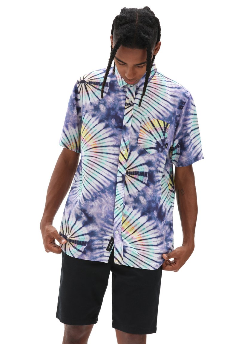 Vans - Shirt - new age purple tie dye
