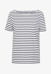 PCINGRID SS - T-Shirt print - bright white/black