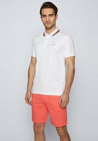 BOSS - PAULE  - Polo shirt - white - 0