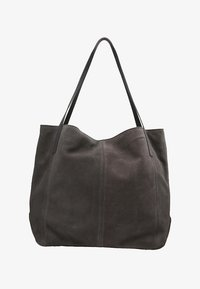 KIOMI - LEATHER - Tote bag - anthrazit - 5