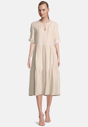 Maxi dress - cream nature