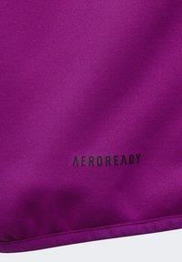 adidas Performance - FL TTOP  - Sweat à capuche zippé - pink - 4