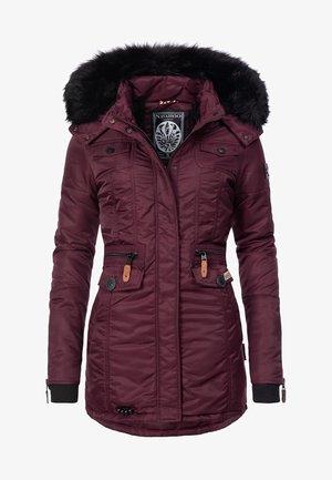 SCHÄTZCHEN - Winter coat - winered