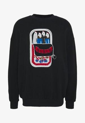 SARDINES - Sweatshirt - black