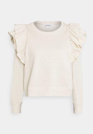 MISA - Sweatshirt - white light
