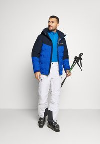 Columbia - WILD CARD JACKET - Kurtka narciarska - bright indigo/collegiate navy - 1