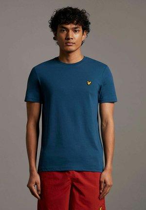 MARTIN  - T-shirt - bas - aegean blue