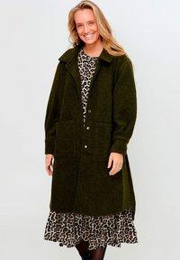 Noella - Winter coat - military - 0