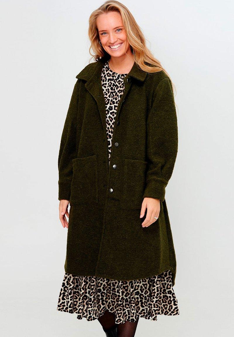 Noella - Winter coat - military