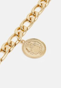 Vintage Supply - COIN NECKLACE - Ketting - gold-coloured - 2