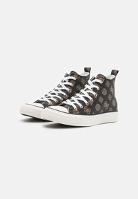 Guess - Sneakers alte - brown/ocra - 2
