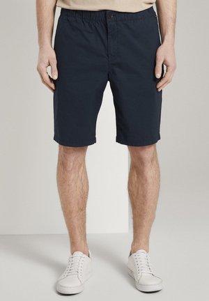 MIT ELASTIS - Shorts - sky captain blue