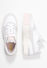 Puma - CALI SPORT MIX - Trainers - white/marshmallow - 5