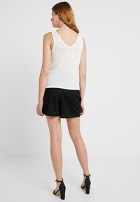 Dorothy Perkins Tall - GUIPURE - Top - ivory - 2