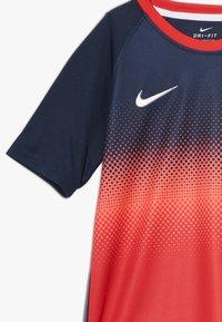 Nike Performance - DRY ACADEMY  - Funkční triko - obsidian/white - 3