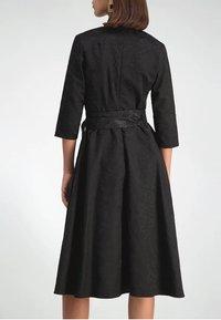 ANNA ETTER - JACQUELYN - Korte jurk - black - 1