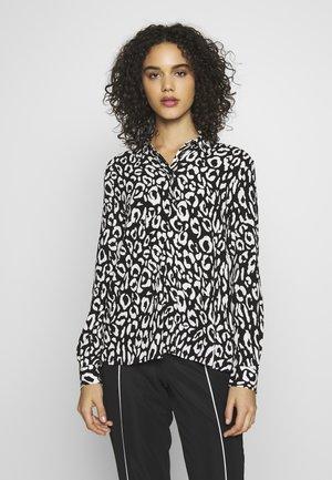 OBJBAY - Skjorte - black/white
