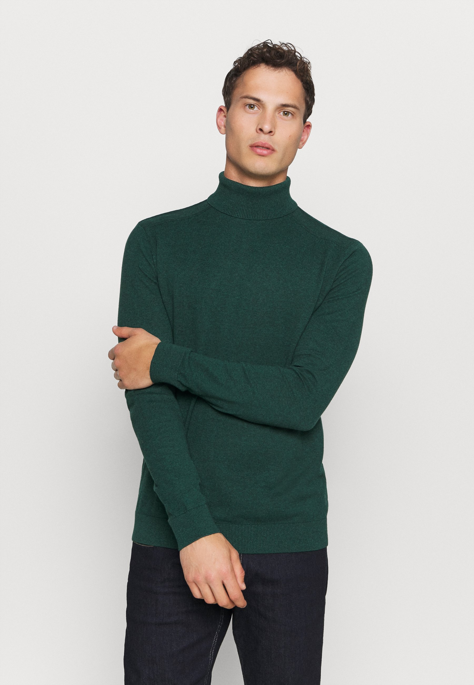 Homme SLHBERG ROLL NECK - Pullover