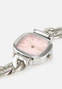 Komono - MONEYPENNY REVOLT - Horloge - silver-coloured/blush - 3