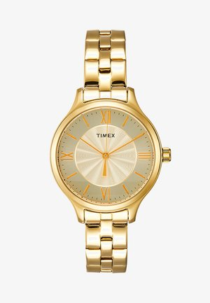 WOMENS TREND TONE CASE & BRACELET - Reloj - gold-coloured
