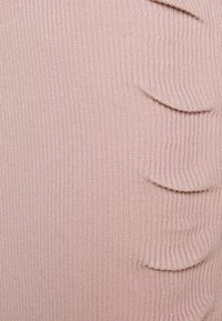 Missguided - PUFF SLEEVE AND SKIRT SET - Jumper - pink - 2