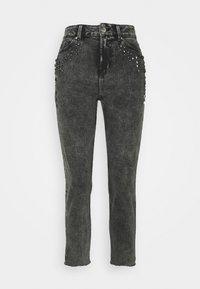 ONLY Petite - ONLWILD EMILY ANJEA - Jeans Skinny Fit - grey denim - 4