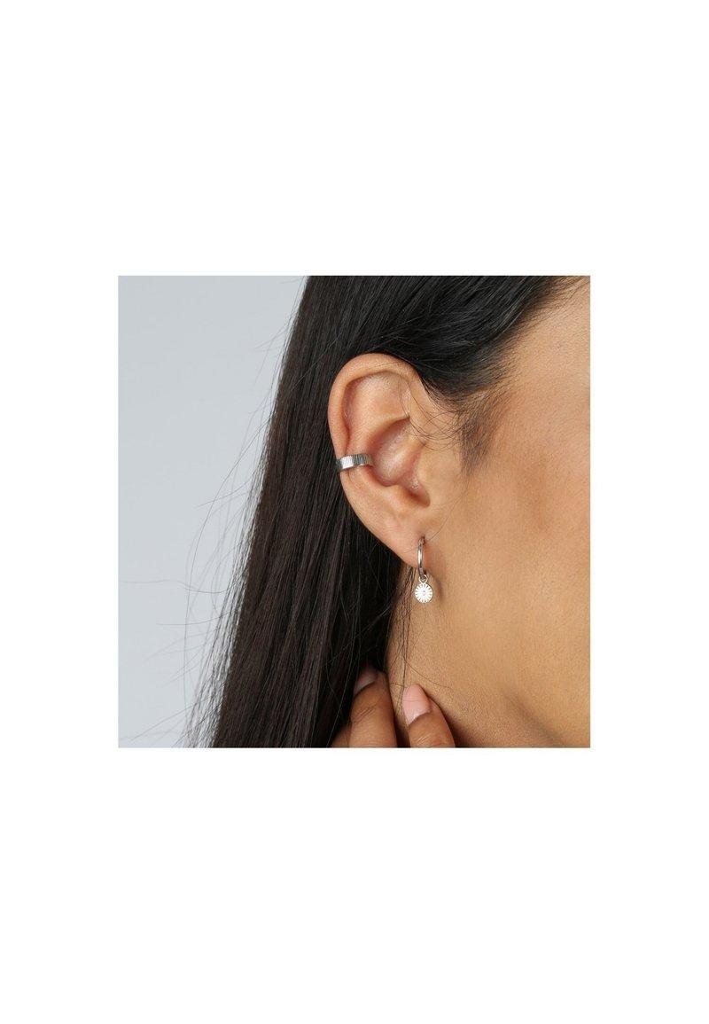 Lucardi - Earrings - zilver