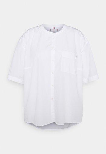CRISP  SHIRT - Bluser - optic white