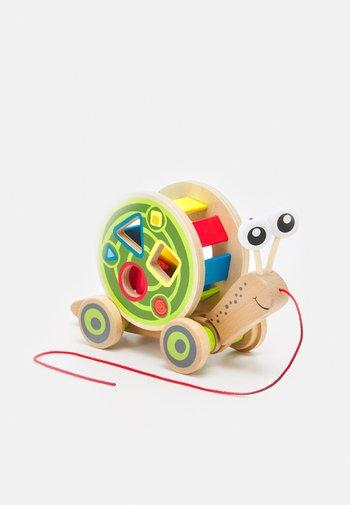 WALK A LONG SNAIL - Toy - multicoloured