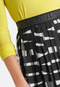 Marc Cain - A-line skirt - schwarz - 2