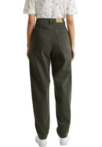 edc by Esprit - Straight leg jeans - khaki green - 6