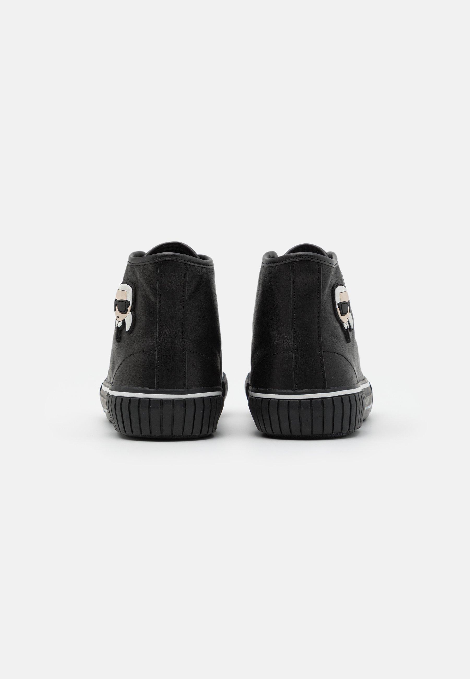 KARL LAGERFELD KAMPUS II KARL 3D IKON - Sneaker high - black/schwarz - Herrenschuhe 4ZbJJ