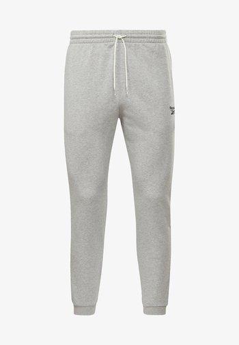 SMALL LOGO ELEMENTS JOGGER PANTS - Verryttelyhousut - grey