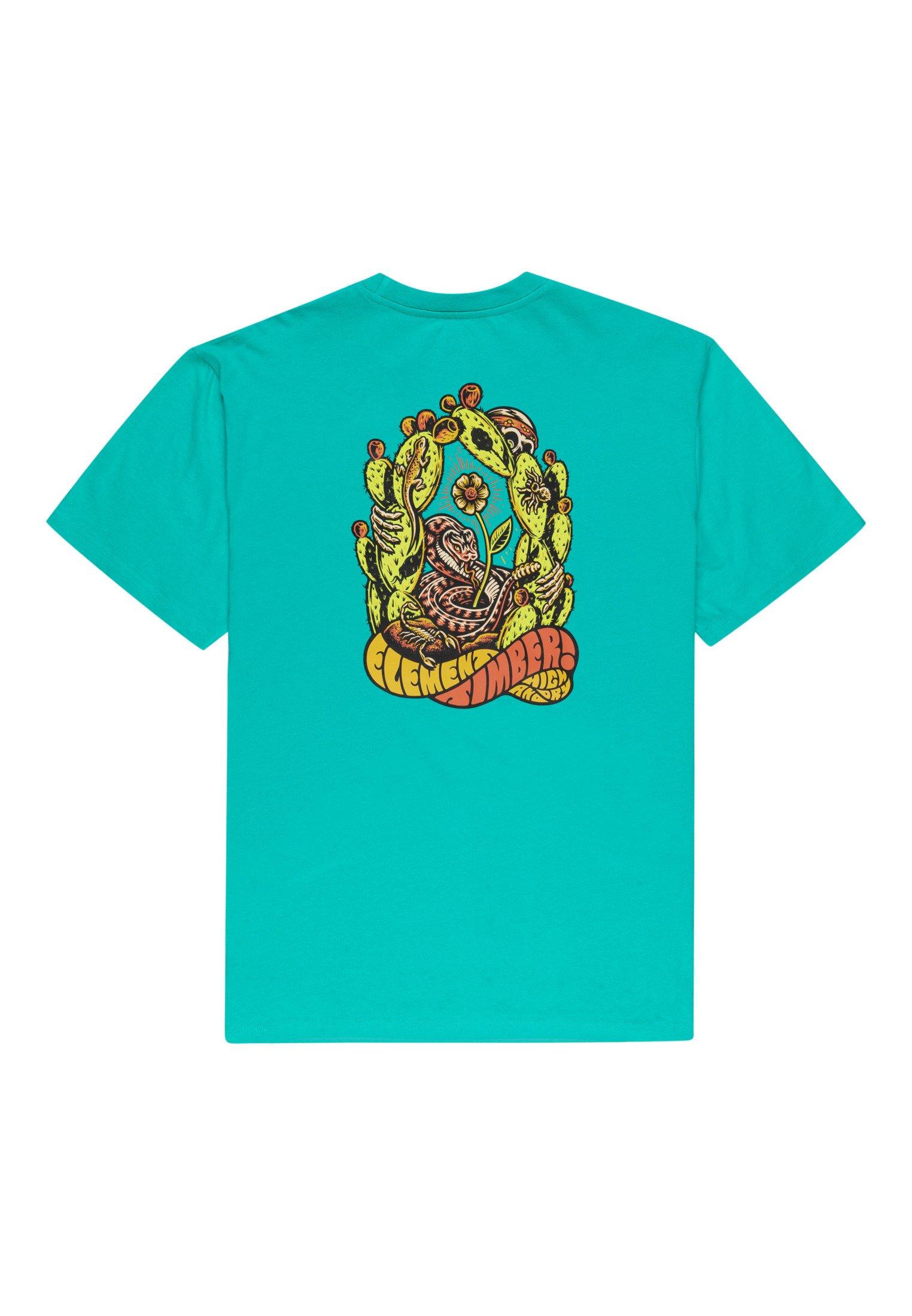Homme TIMBER - T-shirt imprimé
