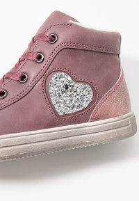 Friboo - High-top trainers - bordeaux - 2