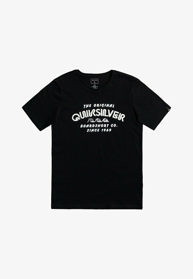 WILDER MILE  - Basic T-shirt - black