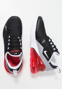 Nike Sportswear - AIR MAX 270 - Sneakers laag - black/white/ember glow/wolf grey - 0