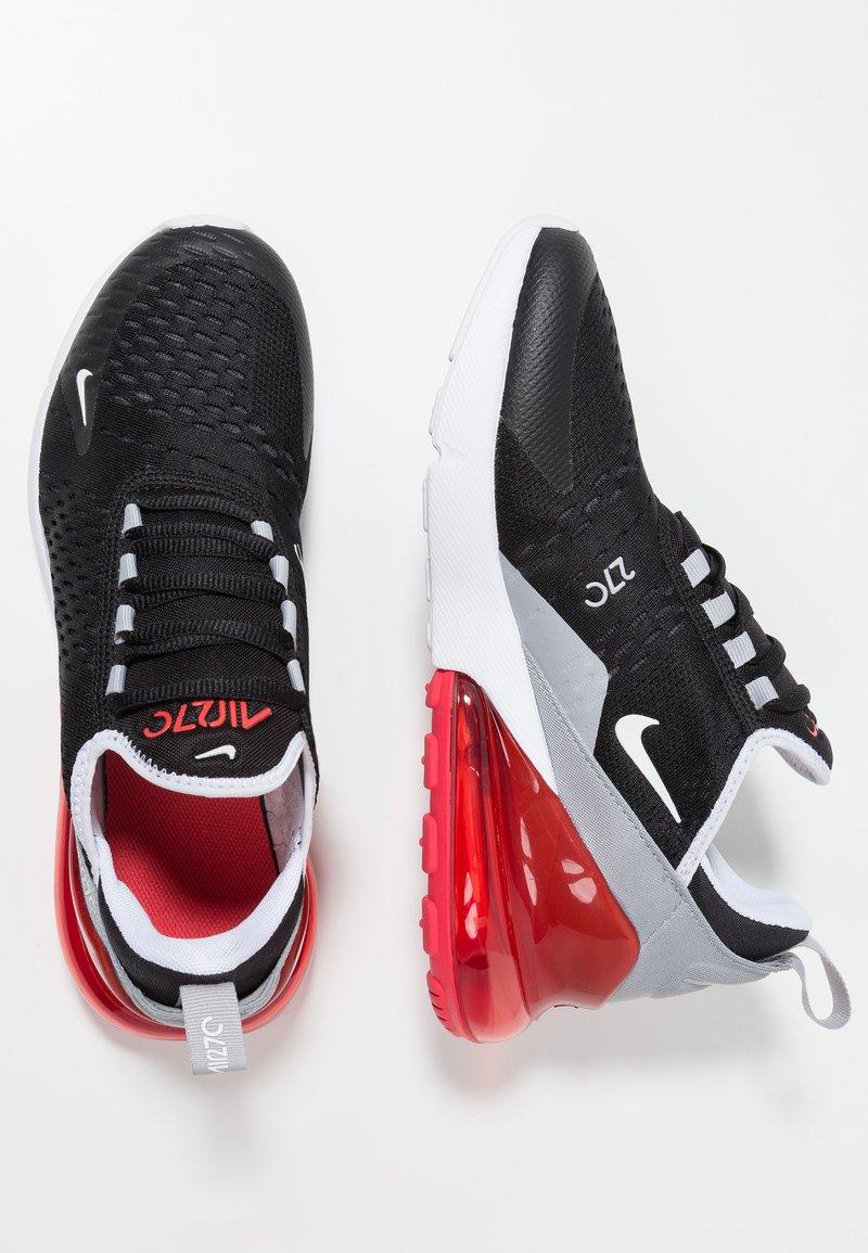 Nike Sportswear - AIR MAX 270 - Sneakers laag - black/white/ember glow/wolf grey