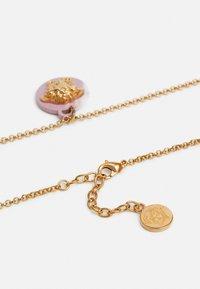 Versace - COLLANA MEDUSA VERNICIATO - Náhrdelník - rosegold-coloured/oro - 1