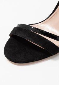 HUGO - High heeled sandals - black - 2
