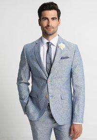 Pier One - Suit - blue - 2