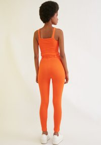 Trendyol - Trousers - orange - 1