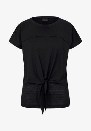 OLGA - T-shirt z nadrukiem - schwarz