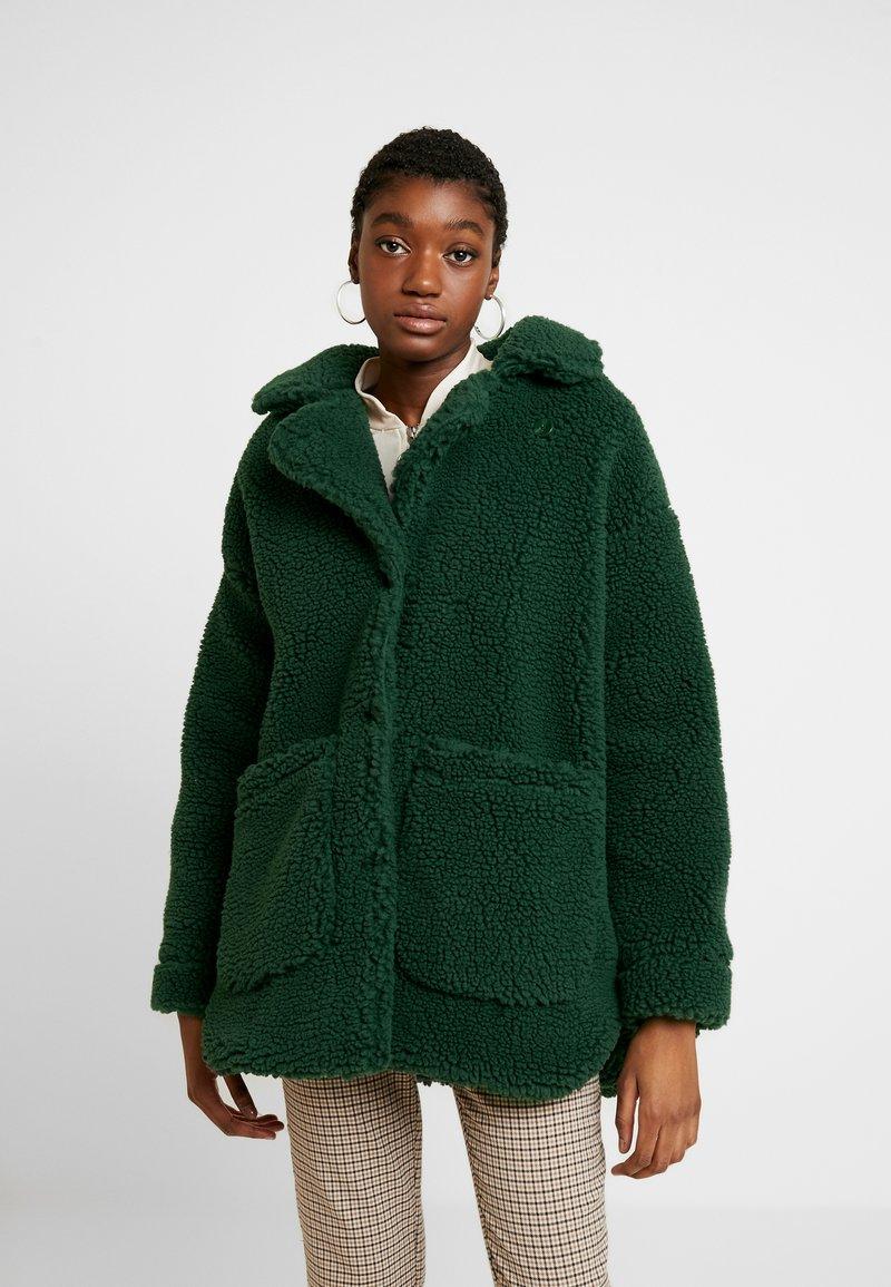 Monki - MALOU - Zimní kabát - green