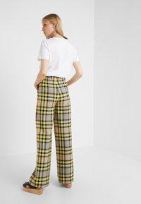 CLOSED - LYN - Trousers - lemon peel - 2