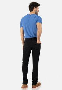 Club of Comfort - Straight leg jeans - schwarz 10 - 1