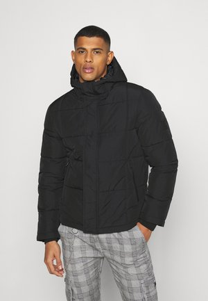 BASIC PUFFER - Winter jacket - black