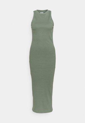 VMLAVENDER CALF DRESS  - Jersey dress - laurel wreath