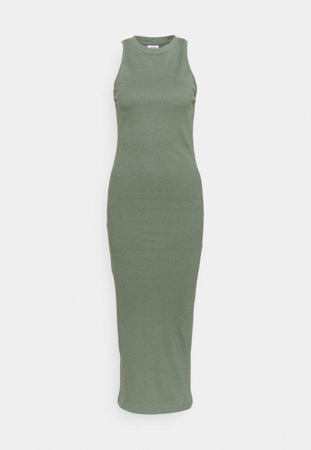 VMLAVENDER CALF DRESS  - Vestito di maglina - laurel wreath